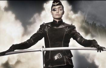 Und auch Angelina Jolie widmete sich der Lagerbetreuung
