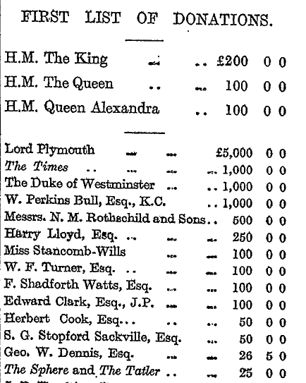 The Times, 2 July 1913 page9