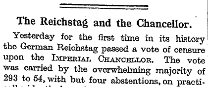 The Times 5 December 1913 p9