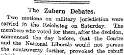 The Times 29 January 1914 p9
