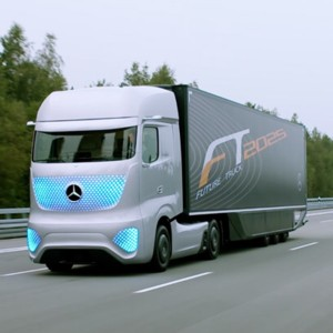 MercedesRobotLorry
