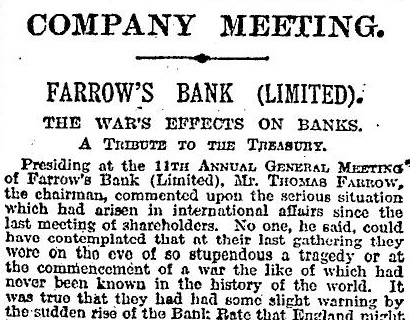The Times 5 August 1915 p2