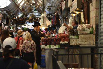 Mahane Yehuda food market