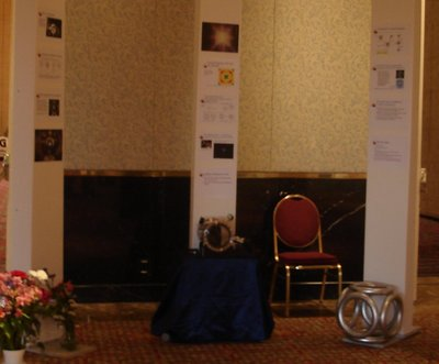 EMC2 exhibit at ISDC2007