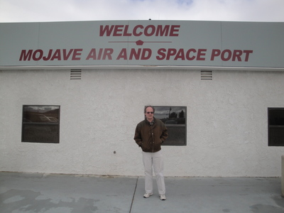 Mojave Main Building and SSI