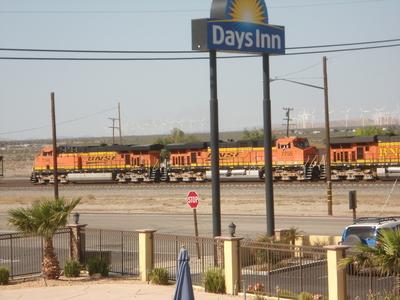 Mojave Trains