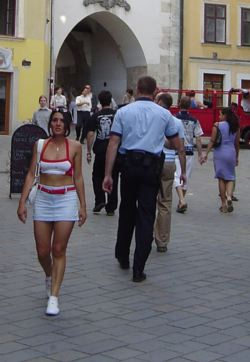 Another fine Bratislava babe